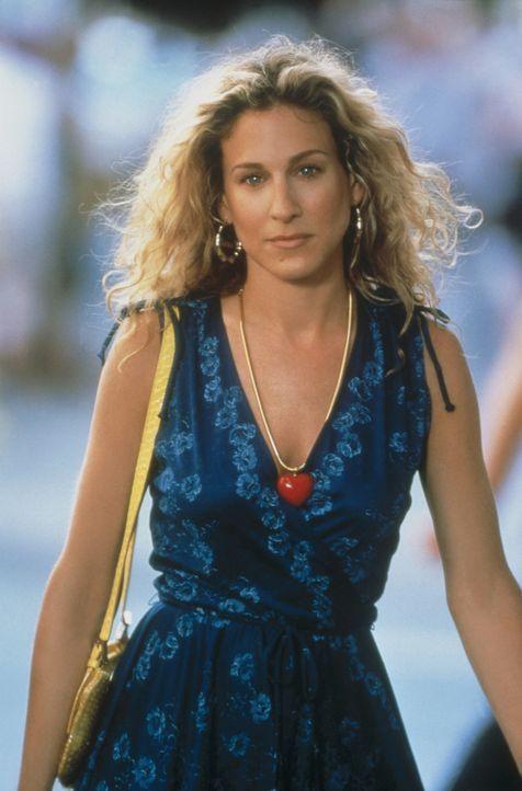 Carries (Sarah Jessica Parker) Leben verläuft etwas zu ruhig, und so freut sie sich über eine neue Aufgabe ... - Bildquelle: Paramount Pictures