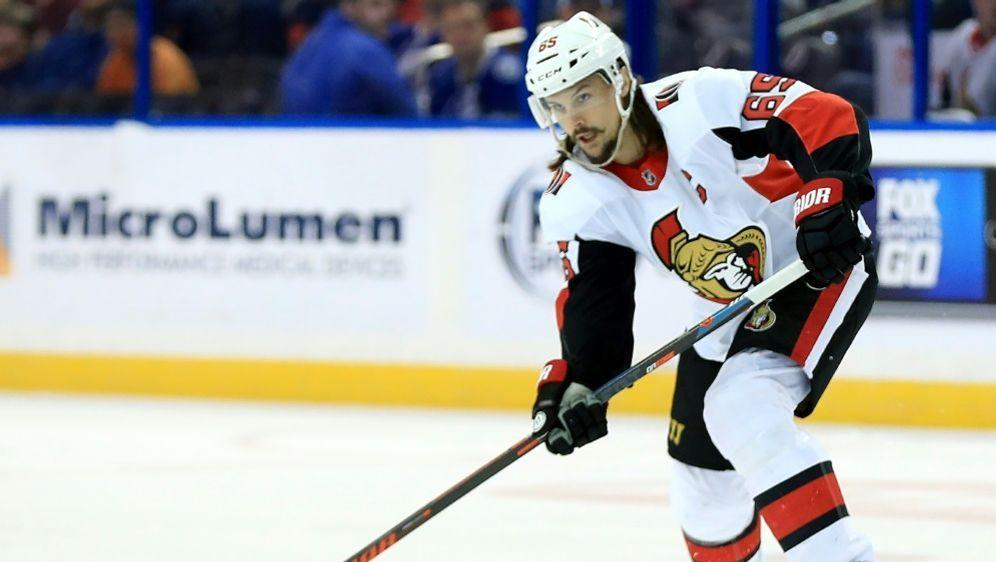 Karlsson wechselt von Ottawa nach Kalifornien - Bildquelle: AFPGETTY SIDMike Ehrmann