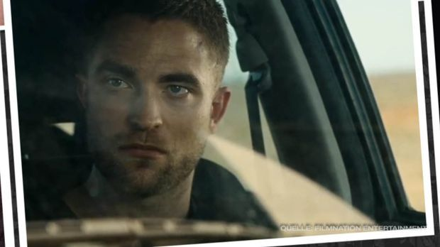 "Robert Pattinson in ""The Rover"""