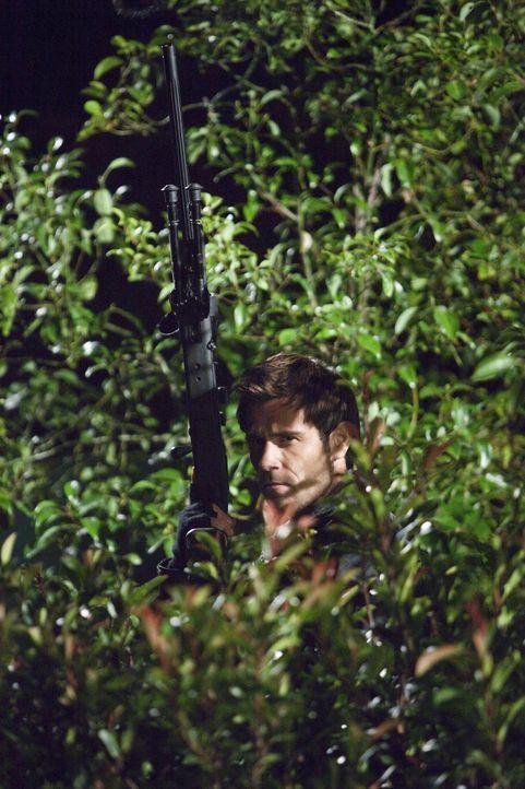 Al der junge Familienvater Kevin Laughlin in Joliet, Illinois erhängt im Wald gefunden wird, beginnen Mick (Matt Ryan) und seine Kollegen mit den Er... - Bildquelle: ABC Studios