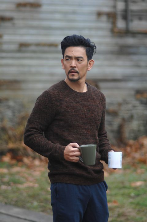 Ist Andys (John Cho) Besessenheit schon so weit vorangeschritten, das nicht einmal Marcus und Tomas den Dämon noch stoppen können? - Bildquelle: 2017 Fox and its related entities.  All rights reserved.