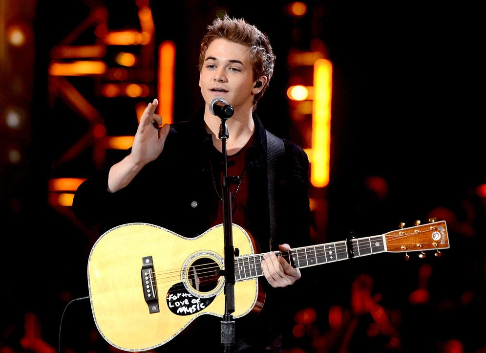 hunter-hayes-121205-getty-afpjpg 1700 x 1234 - Bildquelle: getty/AFP