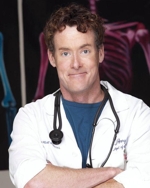 (3. Staffel) - Der rührige Stationsarzt Dr. Phil Cox (John C. McGingley) zeigt nicht gerne Gefühle ... - Bildquelle: Touchstone Television