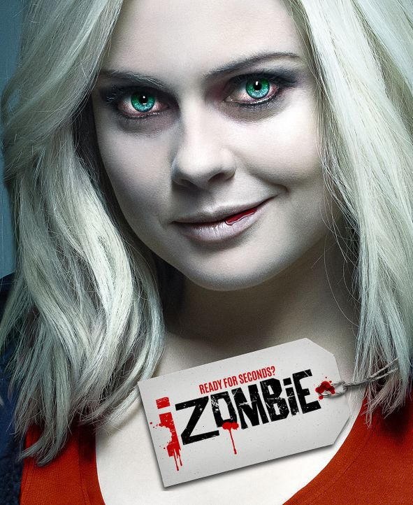 (2. Staffel) - iZombie - Artwork - Bildquelle: 2015 Warner Brothers