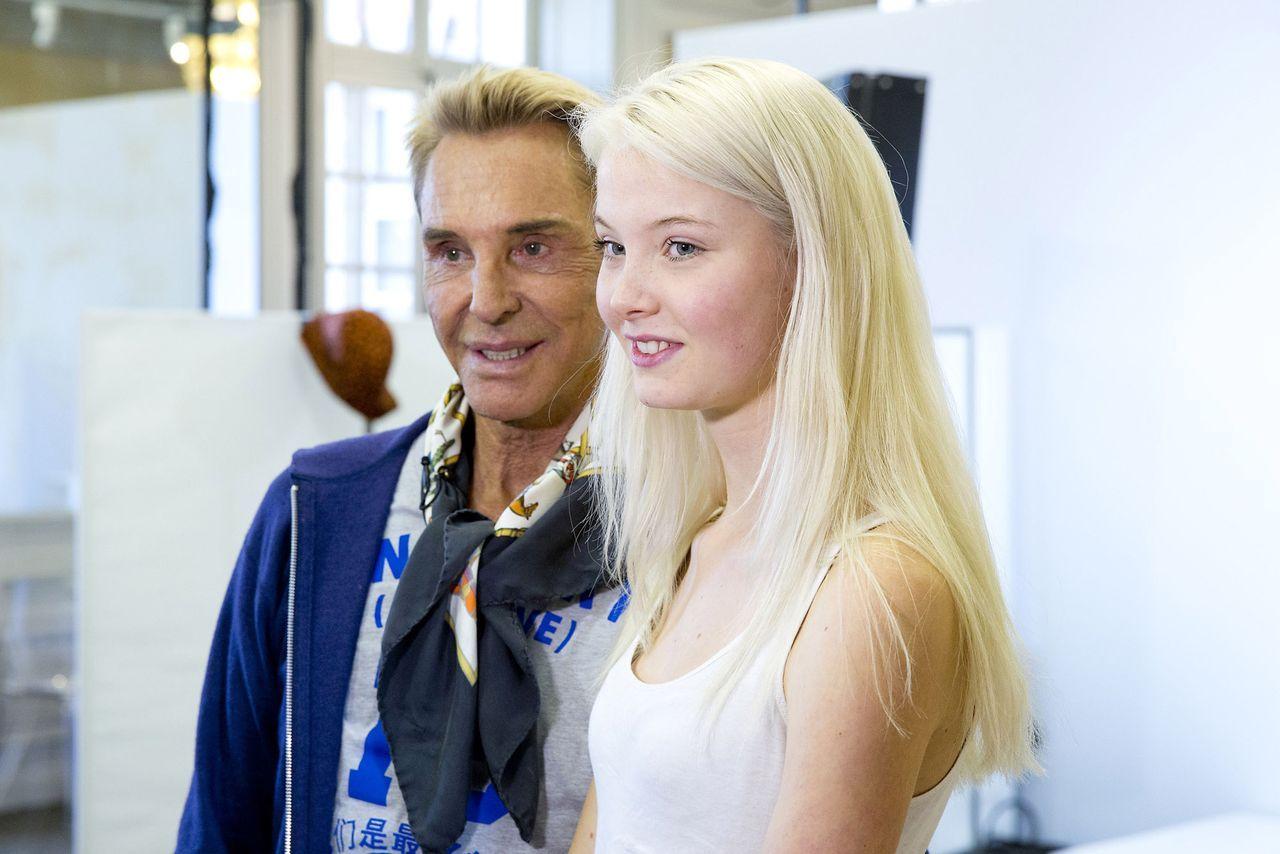 Die Schönsten Bilder Von Katharina Germanys Next Topmodel 201