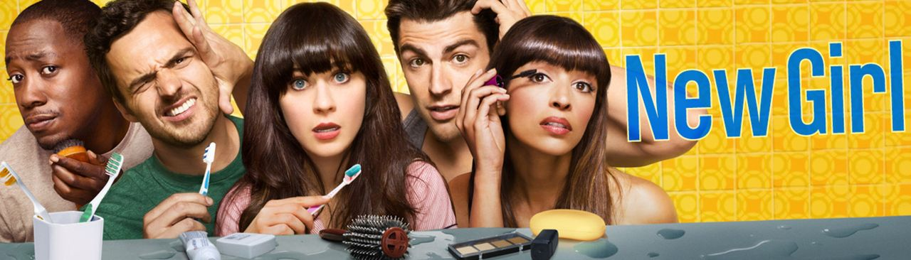 (2. Staffel) - Jeder hat so seine Macken. Auch Winston Bishop (Lamorne Morris, l.), Nick Miller (Jake Johnson, 2.v.l.), Jessica Day (Zooey Deschanel... - Bildquelle: 2012-2013 Twentieth Century Fox Film Corporation. All rights reserved.