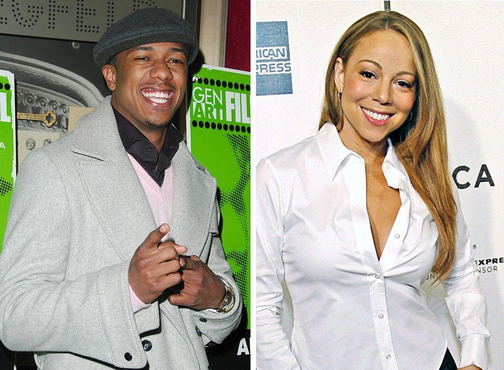 Mariah- Carey -Nick- Cannon-08-05-02-dpa - Bildquelle: dpa