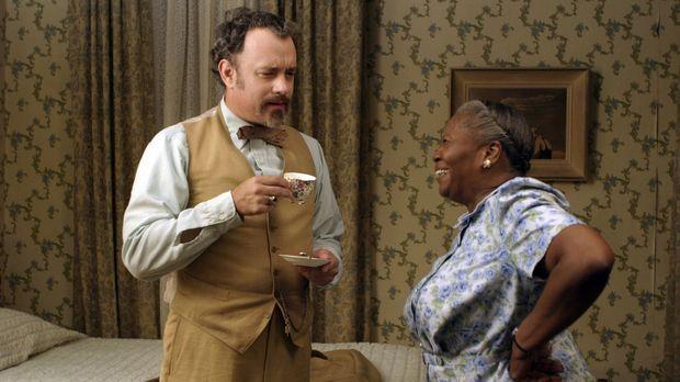 Unglücklicherweise ahnt Mrs. Munson (Irma P. Hall, r.) nicht, wer der neue Un...