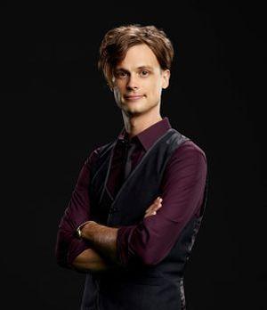 Spencer Reid - hochkant