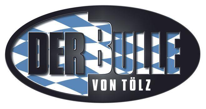 Der Bulle von Tölz: Mord im Irrenhaus - Der Bulle von Tölz - Logo - Bildquell...