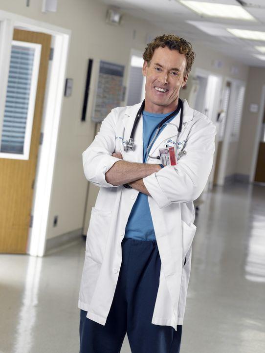 (6. Staffel) - Stationsarzt Dr. Phil Cox (John C. McGinley) zeigt nicht gerne Gefühle ... - Bildquelle: Touchstone Television