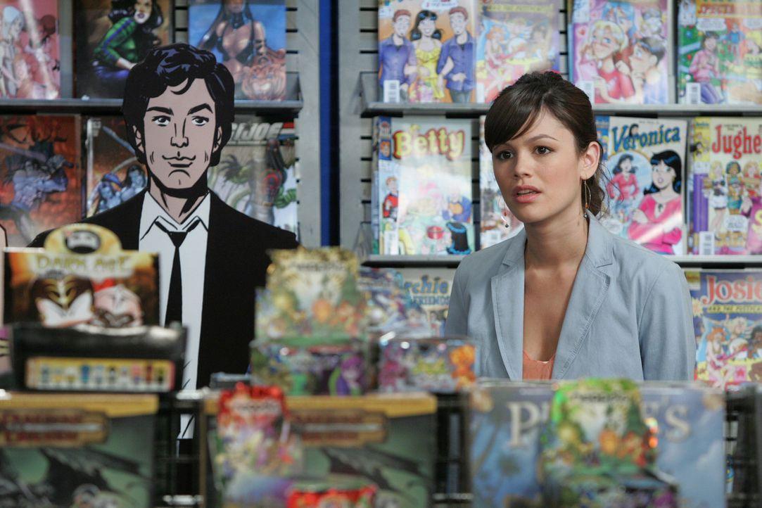 """Nachdem sich Seth und Zach bei einer """"Atomic County"""" - Lesung geprügelt haben, ist Summer (Rachel Bilson) sauer und gibt beiden einen Korb ... - Bildquelle: Warner Bros. Television"""