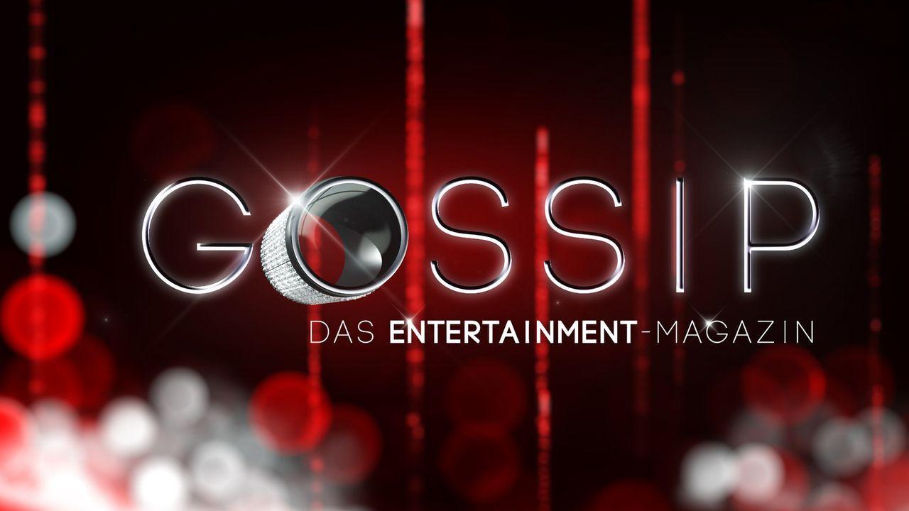 Gossip - Das Entertainment-Magazin - Logo - Bildquelle: SAT.1