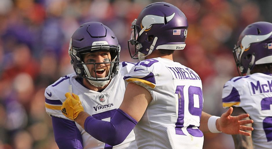 Passing Offense: Minnesota Vikings - Bildquelle: 2017 Getty Images