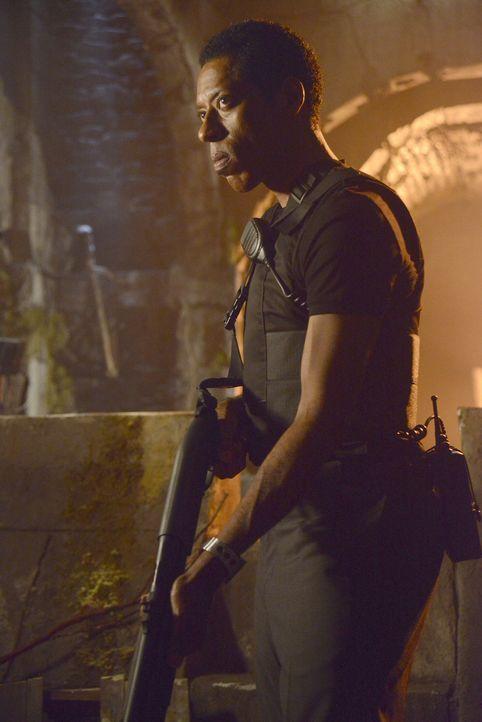 Im Kampf gegen das Böse: Captain Irving (Orlando Jones) ... - Bildquelle: 2013 Twentieth Century Fox Film Corporation. All rights reserved.