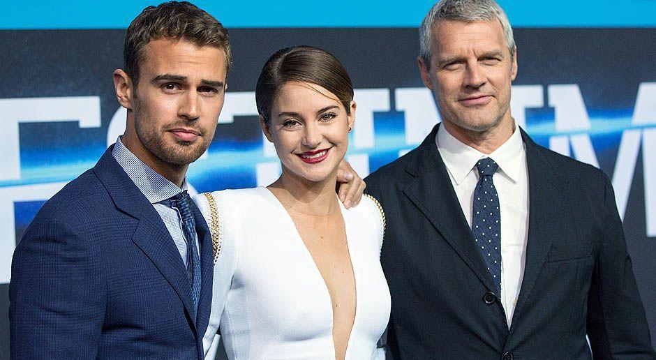 Divergent-Theo-James-Shailene-Woodley-Neil-Burger-14-04-01-dpa - Bildquelle: dpa