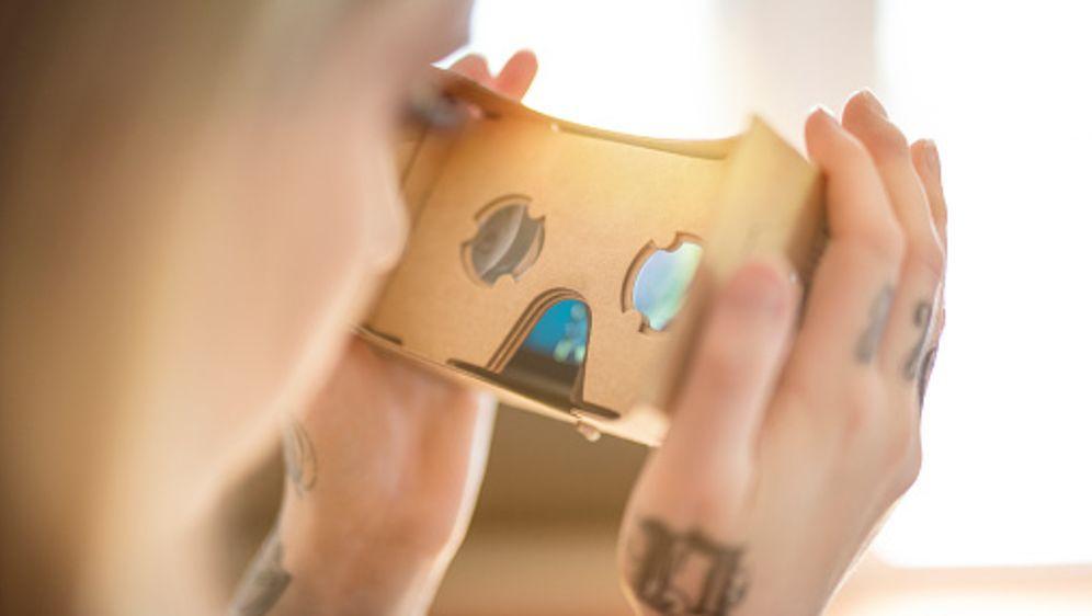 So bastelst du deine VR-Brille selber - Bildquelle: iStock