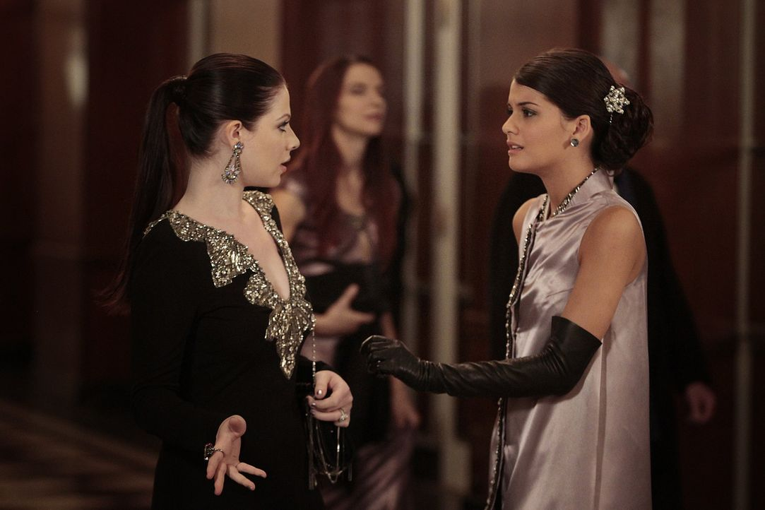 Georgina und Sage - Bildquelle: Warner Bros. Television