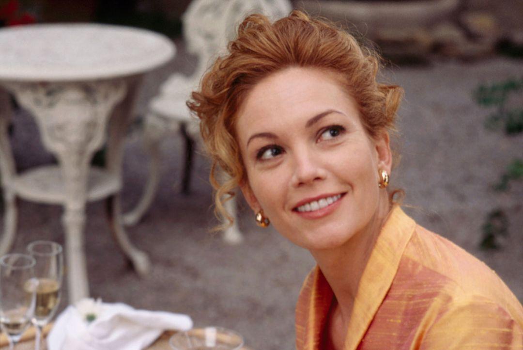 Mit jedem neuen Tag in der Toskana kehren Frances (Diane Lane) Lebenskräfte zurück  ... - Bildquelle: Buena Vista International Inc.