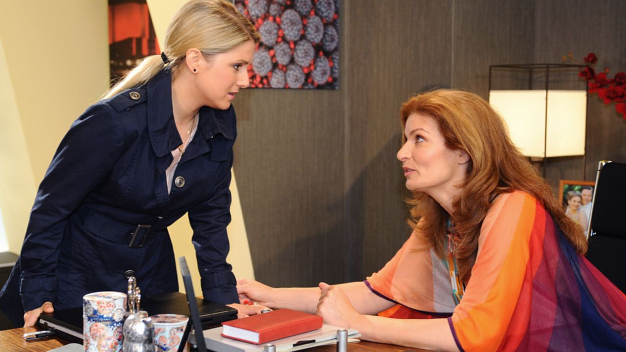 Anna-und-die-Liebe-Folge-725-04-Sat1-Oliver-Ziebe - Bildquelle: SAT.1/Oliver Ziebe