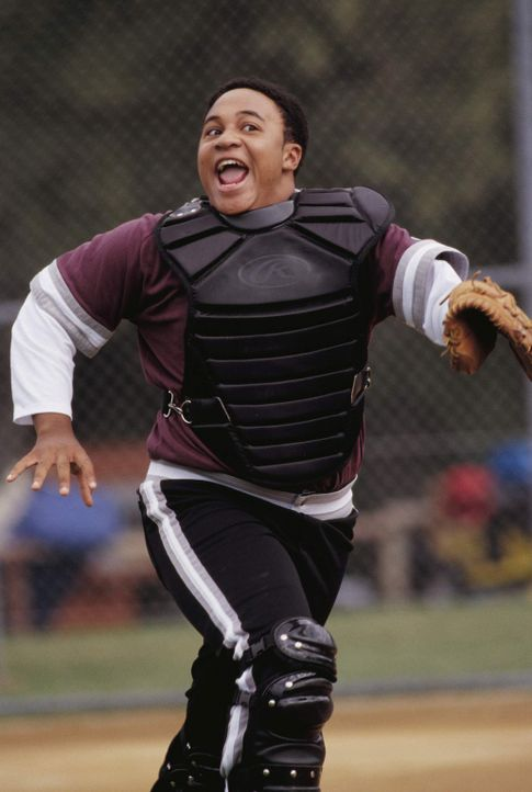 Baseballer aus Leidenschaft: Frankie (Orlando Brown) ... - Bildquelle: The Disney Channel