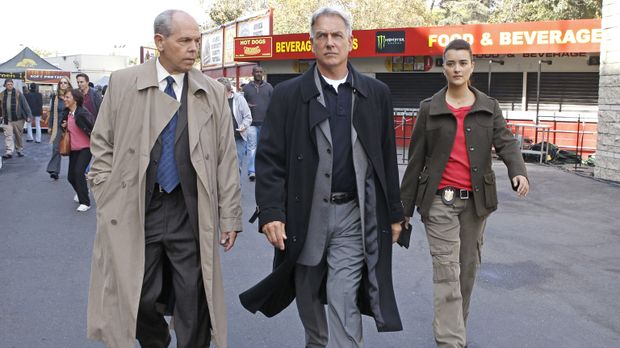 Ermitteln in einem neuen Fall: FBI Agent T.C. Fornell (Joe Spano, l.), Specia...