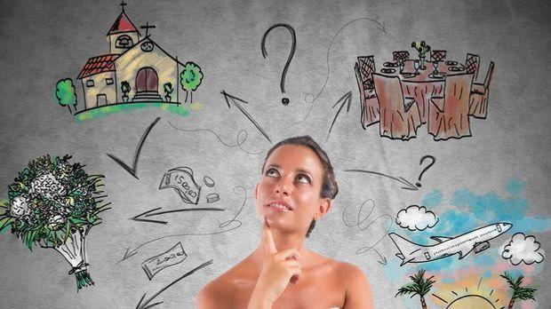 Hochzeit planen: Checkliste
