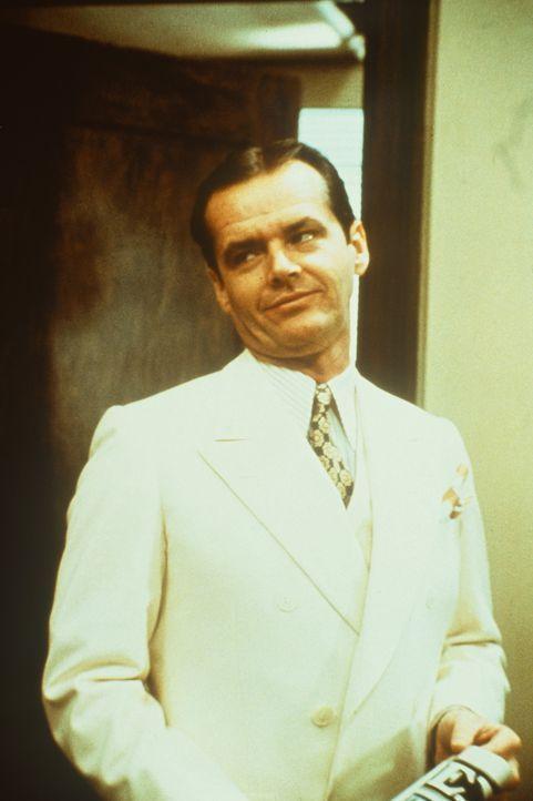 Die Nachforschungen des smarten Privatdetektivs J.J. Gittes (Jack Nicholson) bringen ihn auf die skrupellosen Machenschaften eines geld- und machtge... - Bildquelle: Paramount Pictures