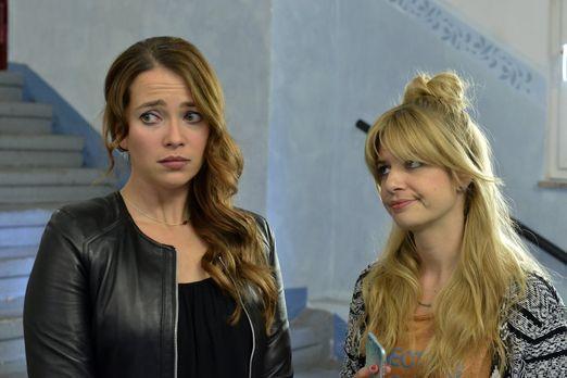 Mila - Richard will Sally (Laura Osswald, l.) nicht aus dem Kopf gehen. Kann...