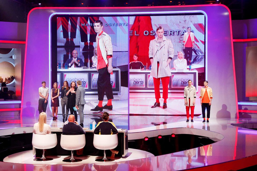 Fashion-Hero-Epi05-Show-20-ProSieben-Richard-Huebner - Bildquelle: Richard Huebner