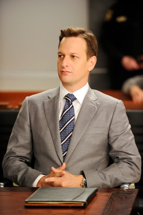 Als Will (Josh Charles) den Hinweis bekommt, dass der Richter befangen sein könnte, trifft er eine folgenschwere Entscheidung ... - Bildquelle: Jeffrey Neira 2012 CBS Broadcasting, Inc. All Rights Reserved