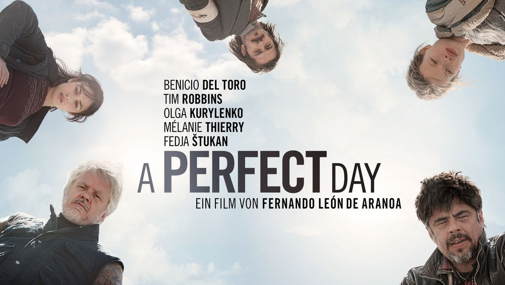 A Perfect Day - Bildquelle: 2015 Reposado Producciones Cinematográficas, S.L. and Mediaproducción, S.L.U. All rights reserved.