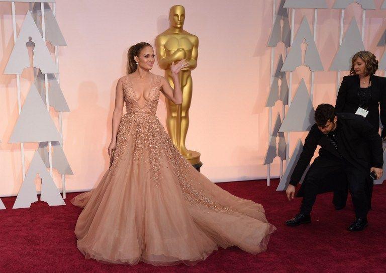 Oscars 2015: Jennifer Lopez - Bildquelle: AFP