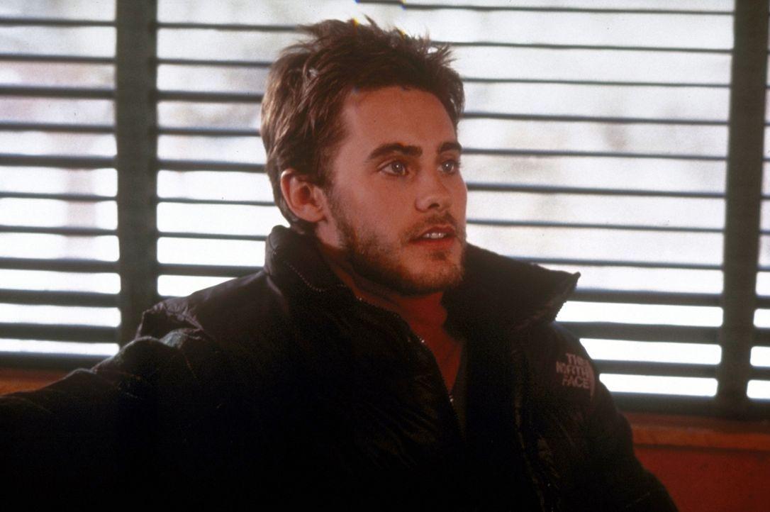 Bob Goodall nimmt den jungen Anhalter Lane (Jared Leto), einen desillusionierten Ex-Medizinstudenten, mit ... - Bildquelle: Paramount Pictures