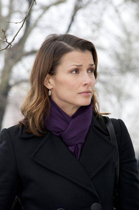 Die Trauer um ihren ermordeten Bruder sitzt noch immer sehr tief: Erin Reagan-Boyle (Bridget Moynahan) - Bildquelle: 2010 CBS Broadcasting Inc. All Rights Reserved
