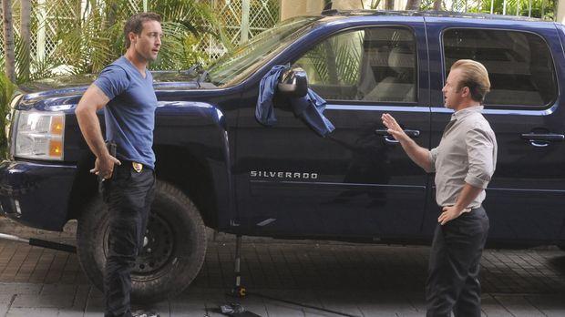 Ermitteln in einem neuen Fall: Steve (Alex O'Loughlin, l.) und Danny (Scott C...