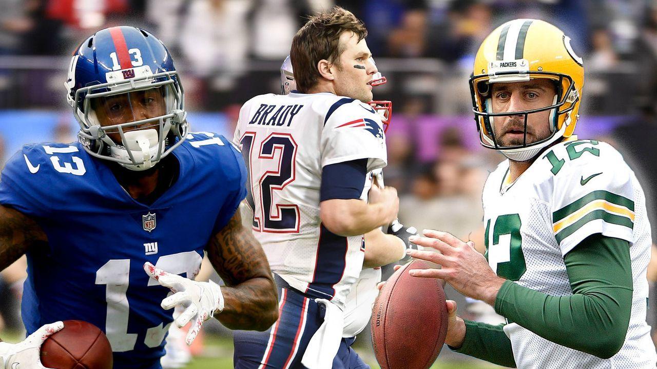 Die meistverkauften Trikots der NFL-Offseason 2018 - Bildquelle: imago/Getty Images