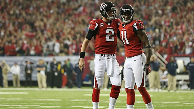 Atlanta Falcons  - Bildquelle: 2013 Getty Images