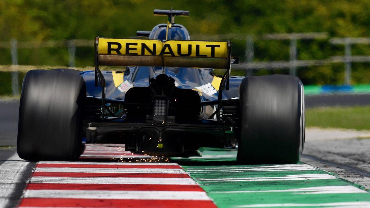 7. Renault - Bildquelle: imago/Motorsport Images