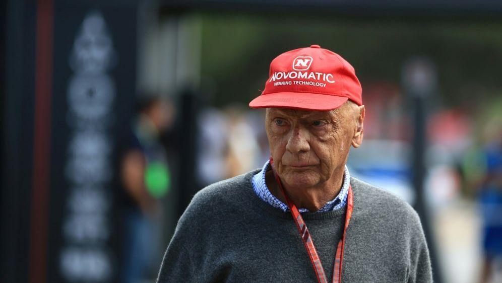 Niki Lauda befindet sich auf dem Weg der Besserung - Bildquelle: pixathlonpixathlonSID