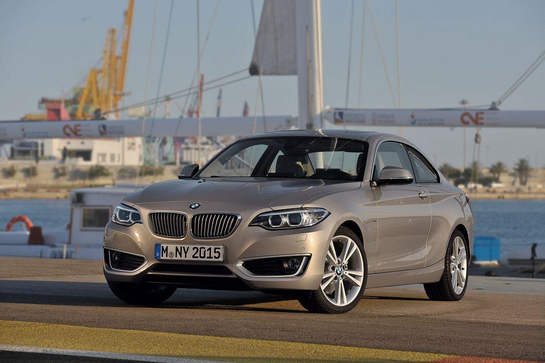 BMW 2er 2014 - Bildquelle: BMW