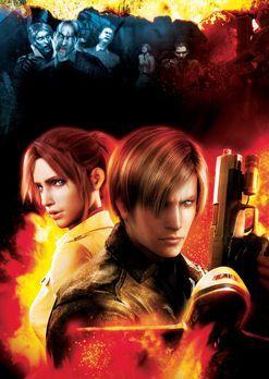 Resident Evil: Degeneration - RESIDENT EVIL: DEGENERATION - Artwork - Bildque...