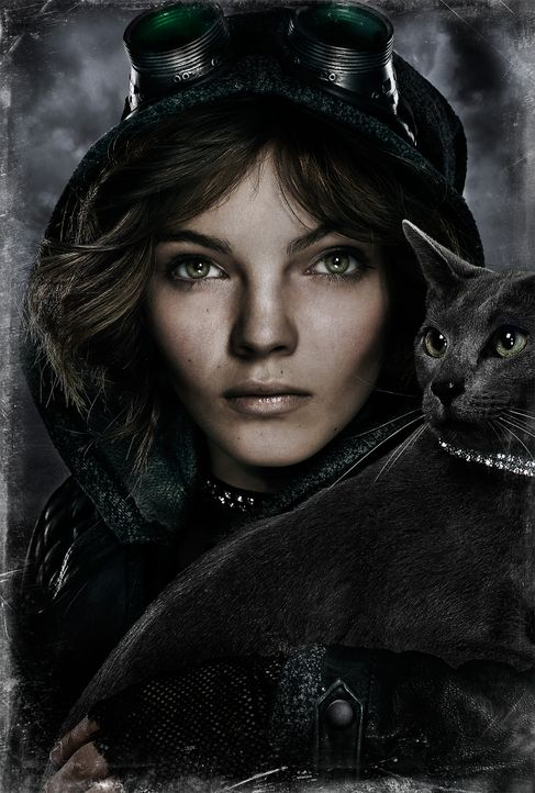 Selina Kyle (Camren Bicondova) - Bildquelle: Warner Bros. Entertainment, Inc.