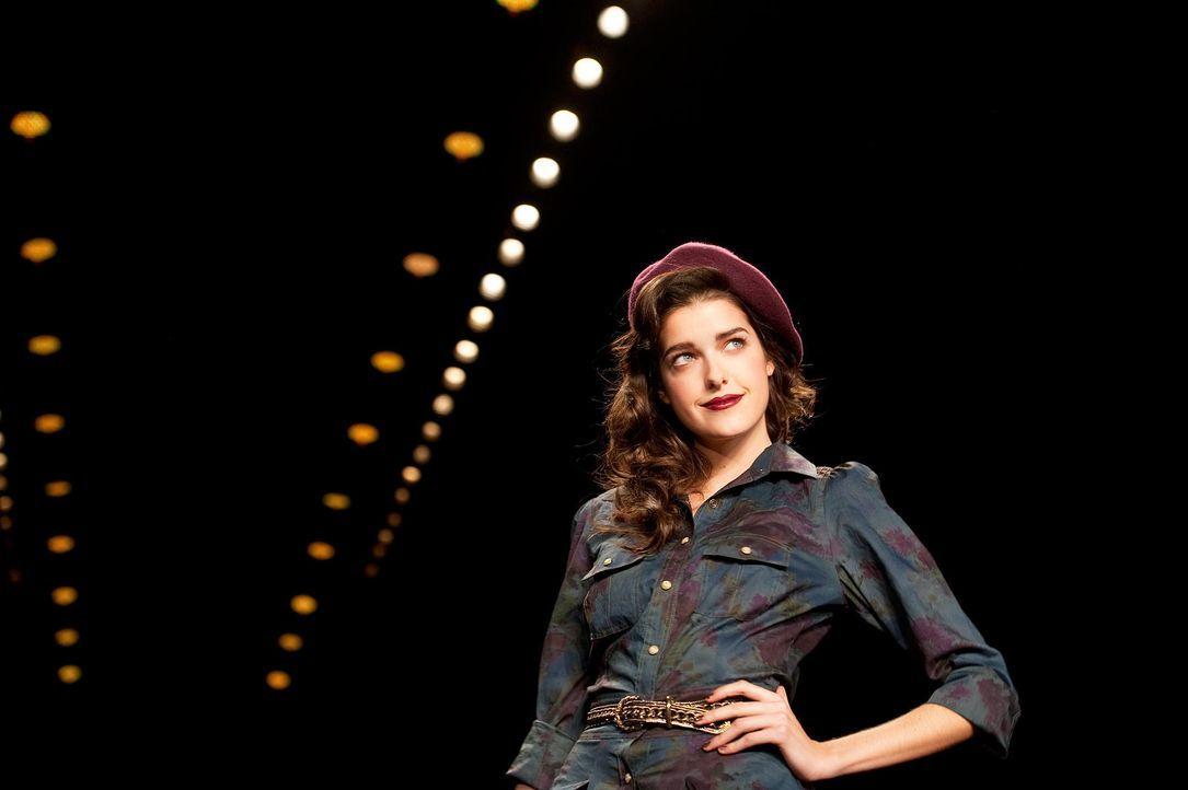 fashion-week-berlin-12-01-18-marie-nasemann-dpajpg 1800 x 1198 - Bildquelle: dpa