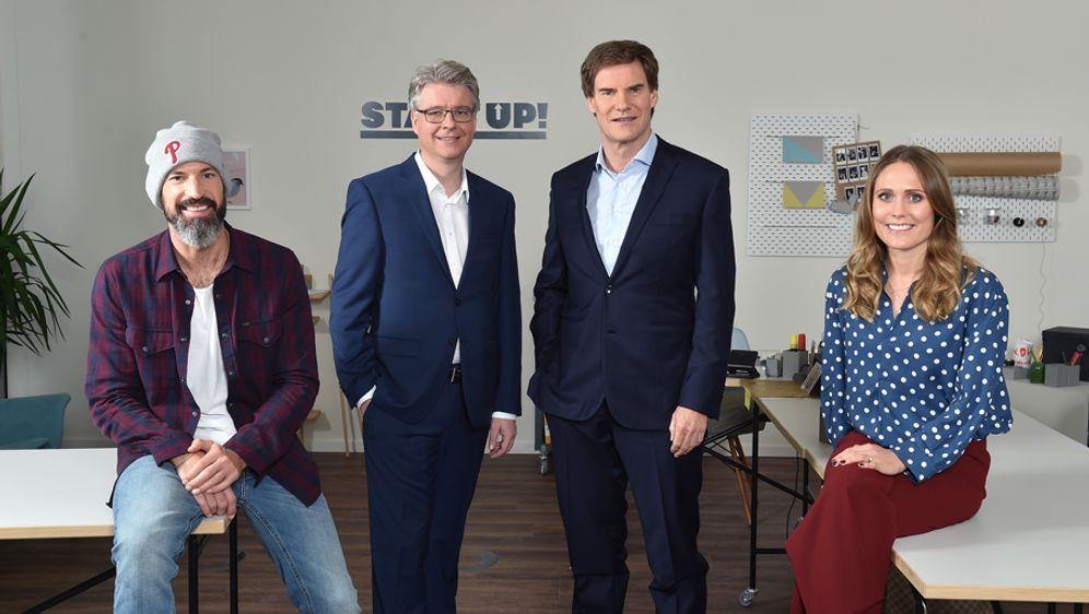 Carsten Maschmeyer sucht Deutschlands besten Gründer und investiert eine Mil...