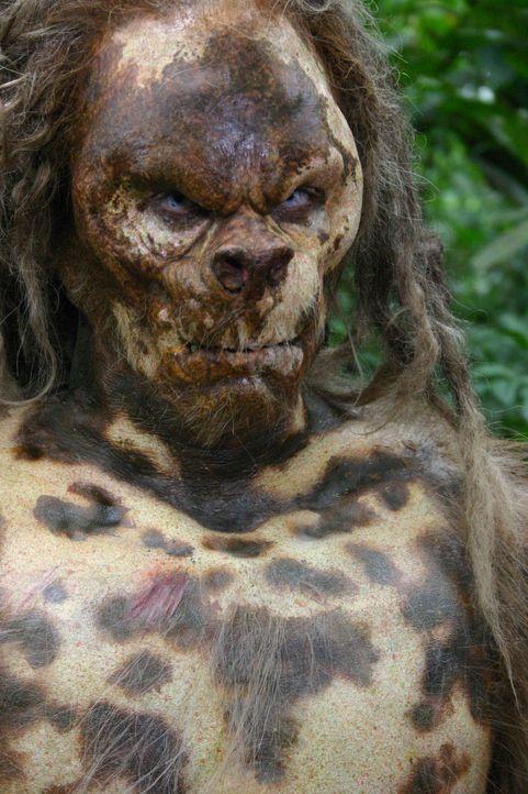 Eine Rasse uralter Kreaturen lebt in den Höhlen dieser Insel. Die Wesen sind Raubtiere und essen einfach alles, an dem Fleisch dran ist. Also auch... - Bildquelle: Voltage Pictures