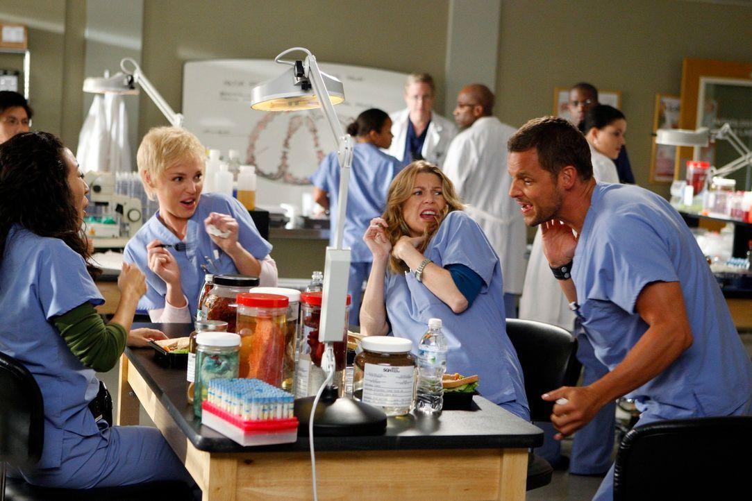 Dorable Greys Anatomy Episodenguide Festooning - Image of internal ...