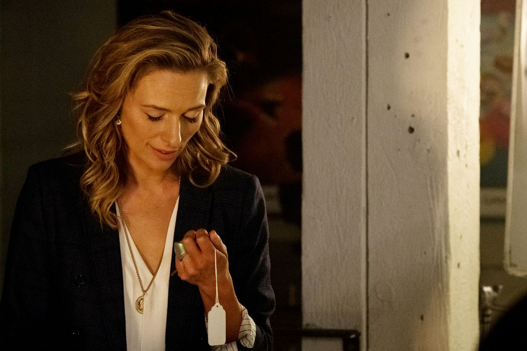 Callie (Michaela McManus) - Bildquelle: Eric Milner 2018 Syfy Media Productions LLC. ALL RIGHTS RESERVED./Eric Milner