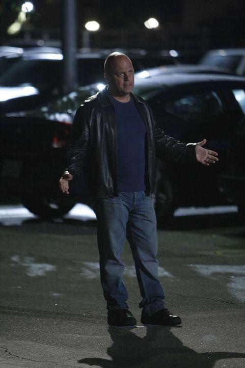 Schafft es Mackey (Michael Chiklis) tatsächlich, Shane ausfindig zu machen? - Bildquelle: 2007 Twentieth Century Fox Film Corporation. All Rights Reserved.