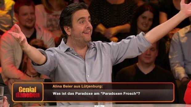 Genial Daneben - Die Comedy Arena - Genial Daneben - Die Comedy Arena - Pierre M. Krause Hat Den Richtigen Riecher! Pastewka Auch?